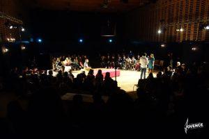 Représentation scolaire - Compagnie 3ème Acte - Notre Candide